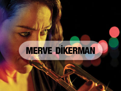 Merve Dikerman / Albüm Kapağı