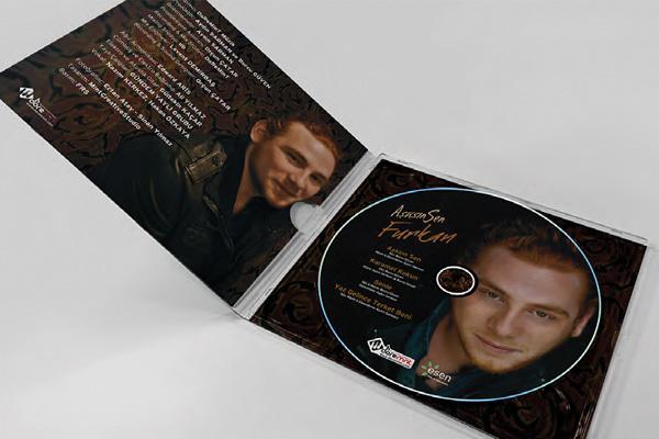 Furka KIZILAY / ALBUM KAPAĞI